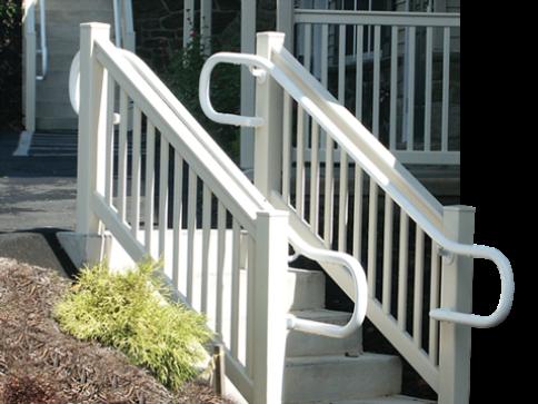 vinyl railing installation instructions